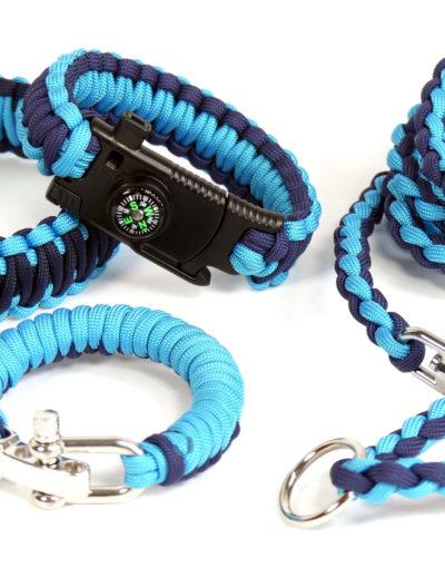 Navy-modré vodítko